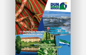 Brochure about the region of Dundaga.